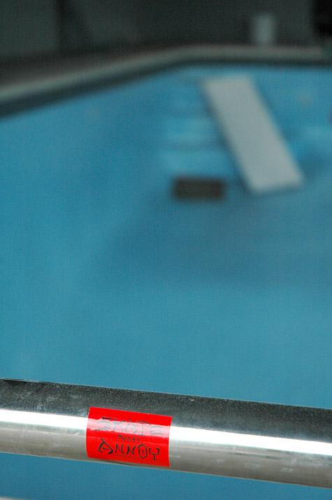 Uncool Pool
