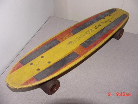 Skitch Hitchcock deck from the 70\'s