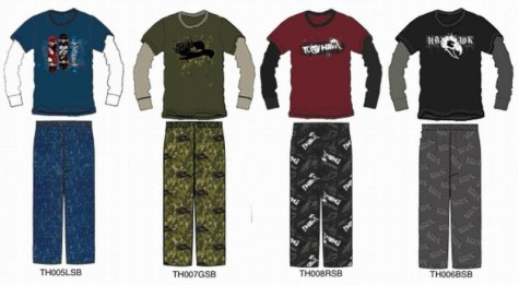 Tony Hawk Pajamas recalled
