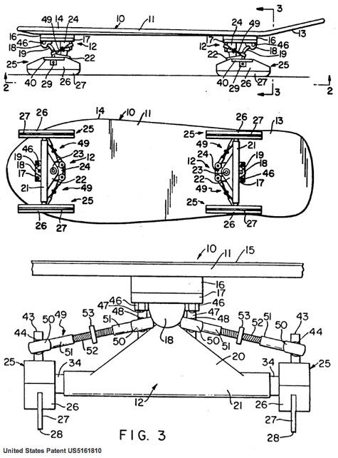 iceboard patent 1992