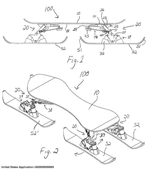 ski-snowboard patent