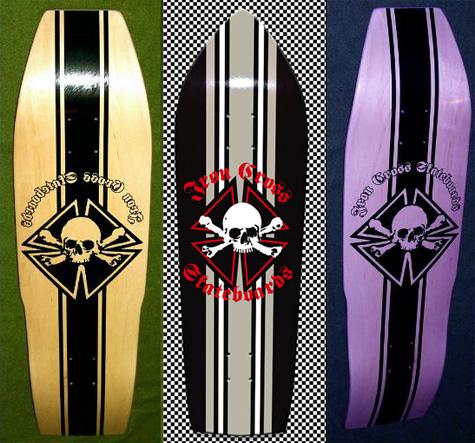 Iron Cross Skateboards