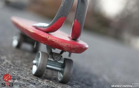 vintage Nash skateboard scooter 03