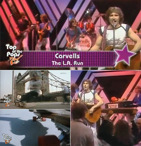 The Carvells on Top of the Pops