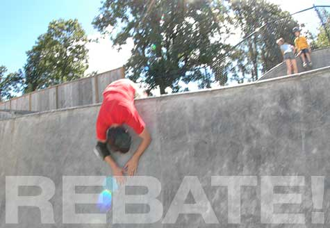 The Skate and Annoy rebate