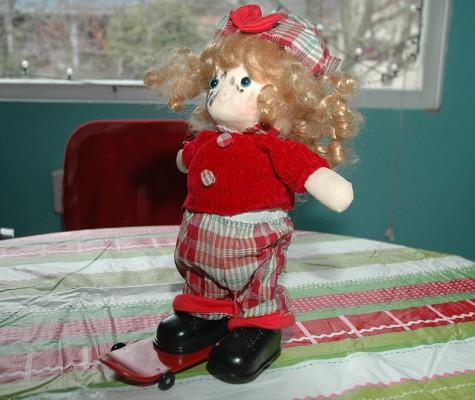 musical-doll