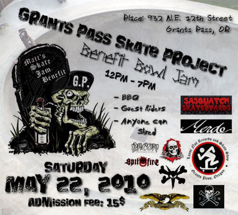 matts benefit bowl jam