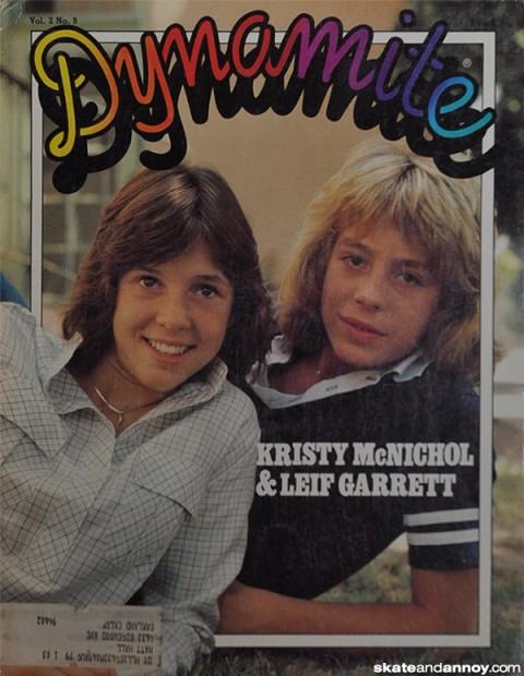 Dynamite Magazine Kristy & Leif