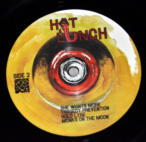 hot lunch label small