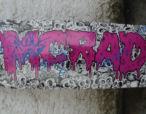 mcrad board detail