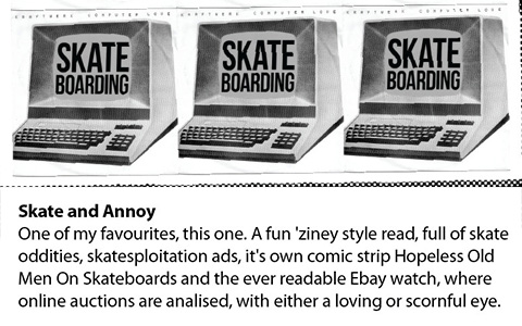 Sidewalk Skateboard Mag