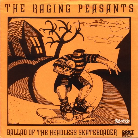 The Raging Peasants cover small