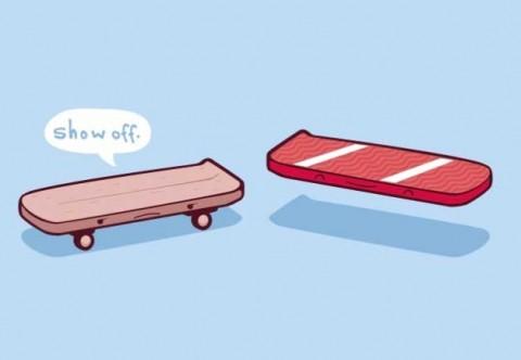 future-envy Hoverboard