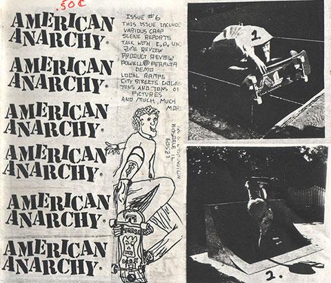 American Anarchy #6