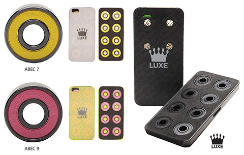 Luxe Bearings iPhone Case