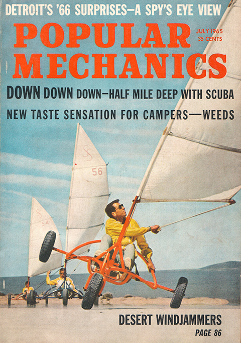 Popular Mechanics: July, 1965