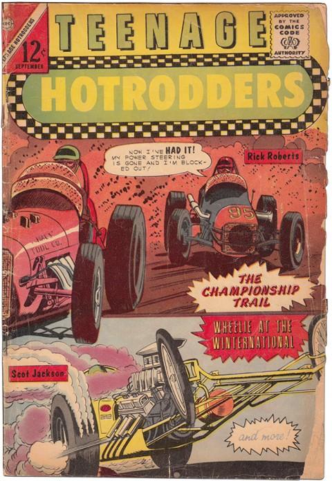 Teenage Hotrodders