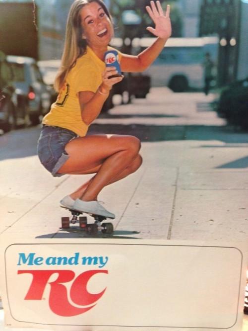 Me and My RC skateboard girl