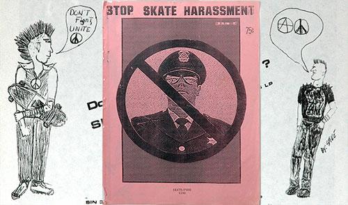Stop Skate Harassmnet #4