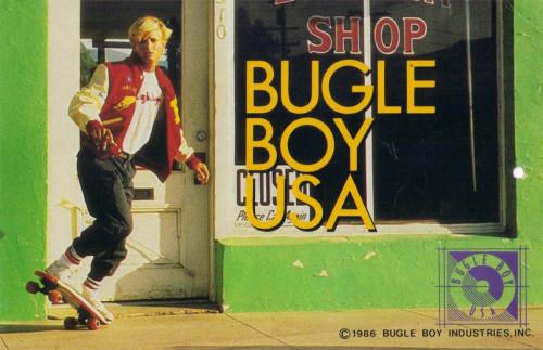 bugleboy