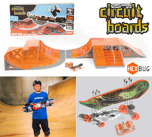 tony hawk circuit boards rh skateandannoy com  hexbug circuit board remote skateboard