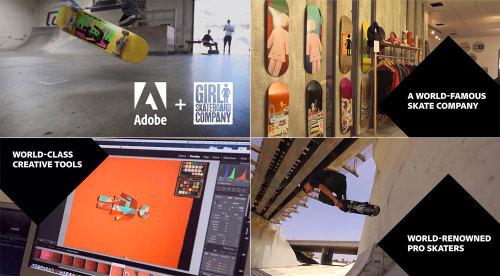 Adobe / Girls Skateboards