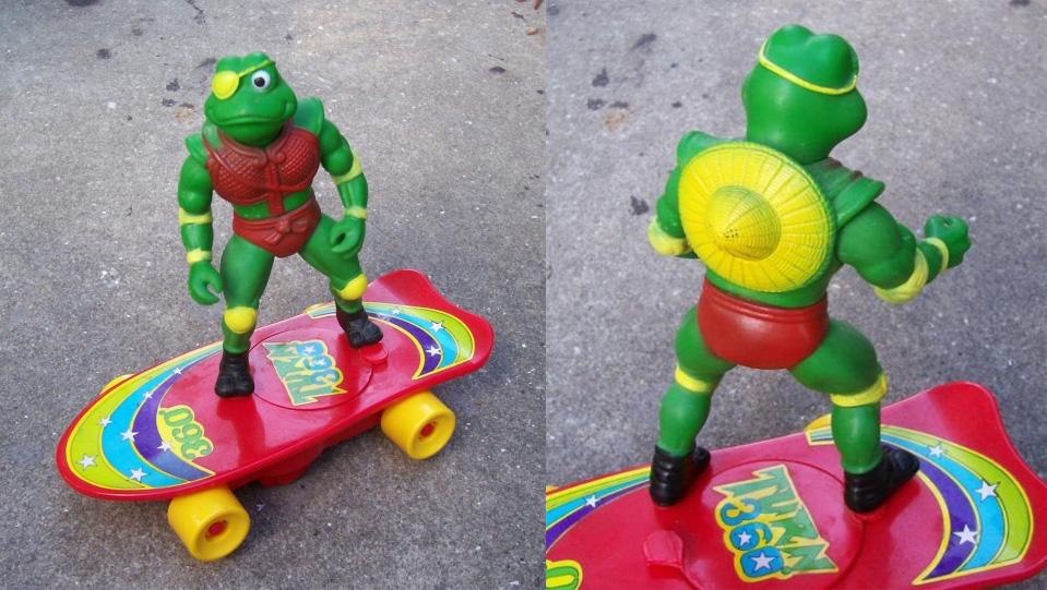 Mutant Ninja Frogs
