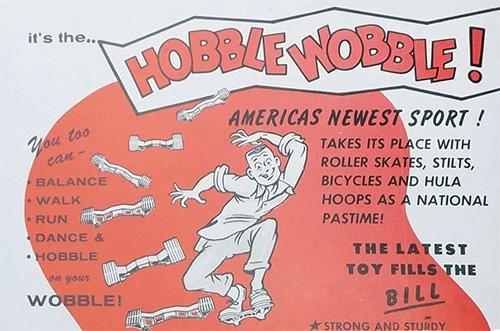 hobble-wobble