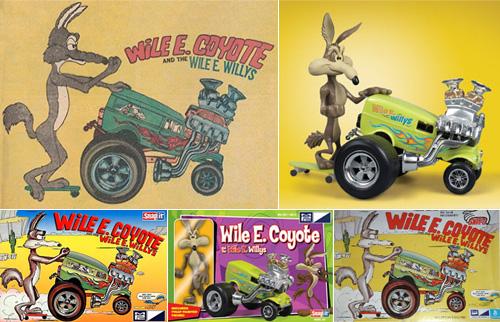 wile-e-coyotes
