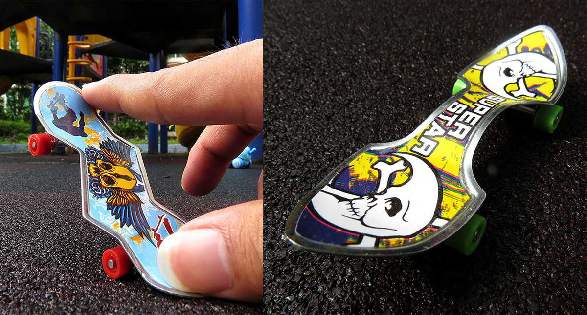 8 Ways to Fingerboard - wikiHow