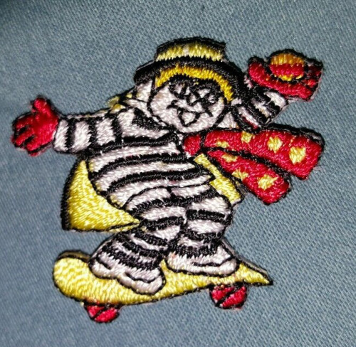 hamburglar-patch