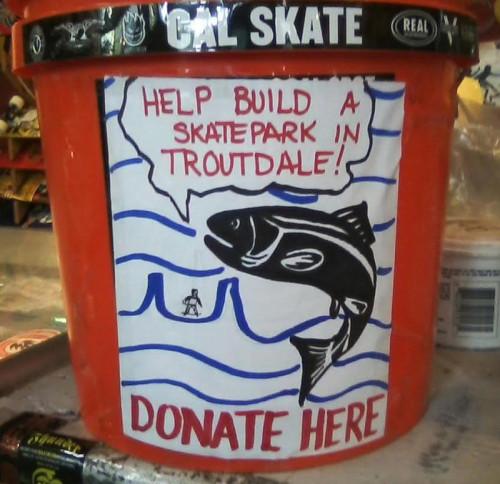 trout-bucket