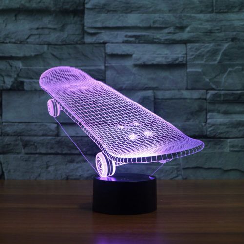 led-purple