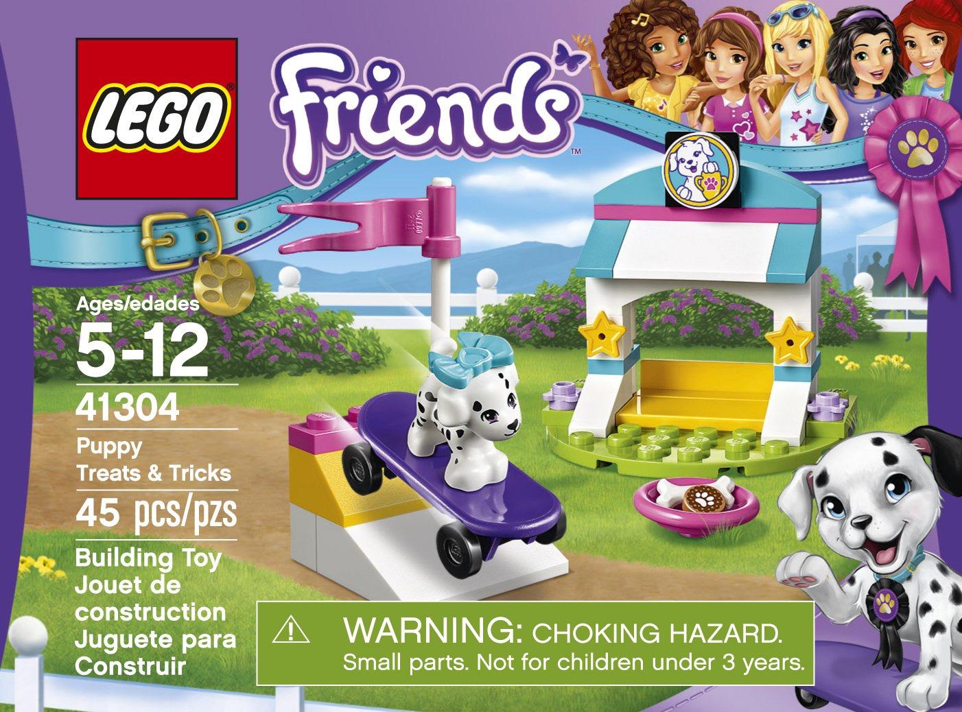 Lego Friends Dogtown