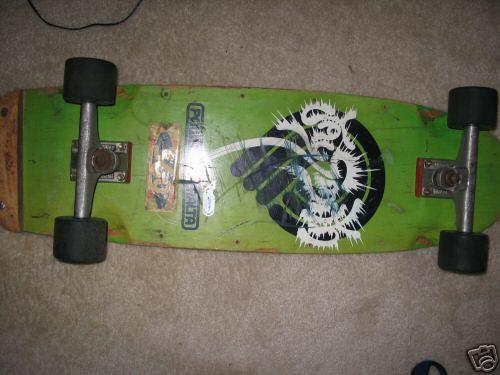 Jay Smith Skateboarder a Powell Peralta Jay Smith